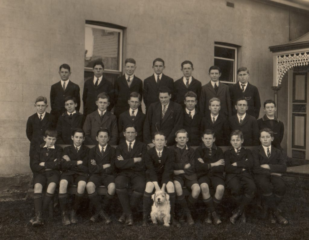 BHGS Students - 1928