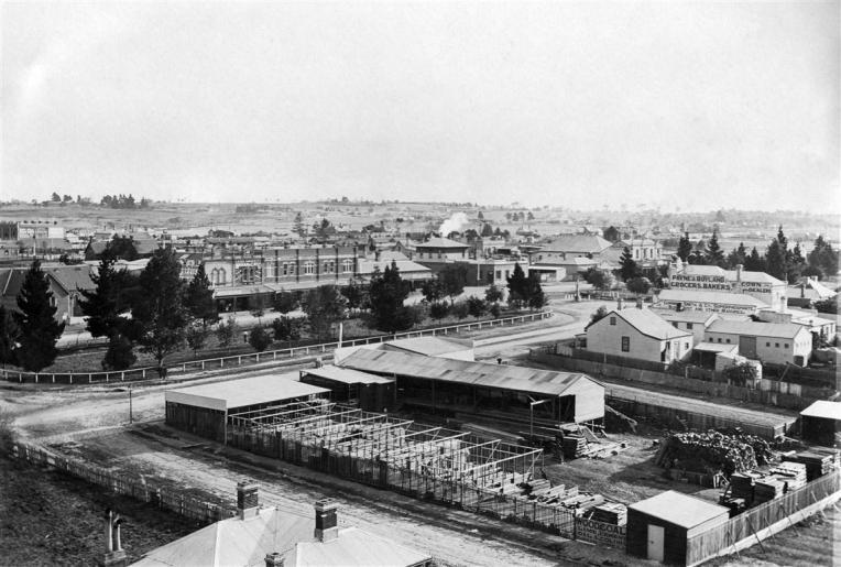 Whitehorse Road Box Hill 1905